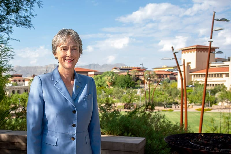 Heather Wilson, President of The University of Texas at El Paso, will be appointed to serve a six-year term on the National Science Board