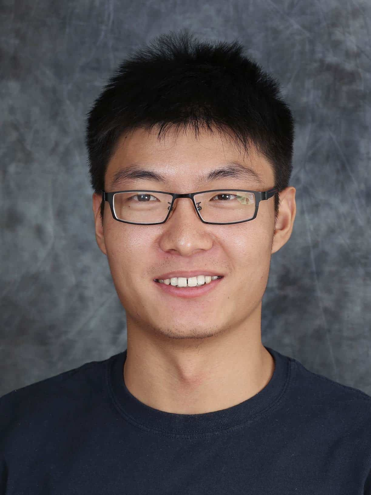 Ph.D. Student Ben Yin to graduate this year.
